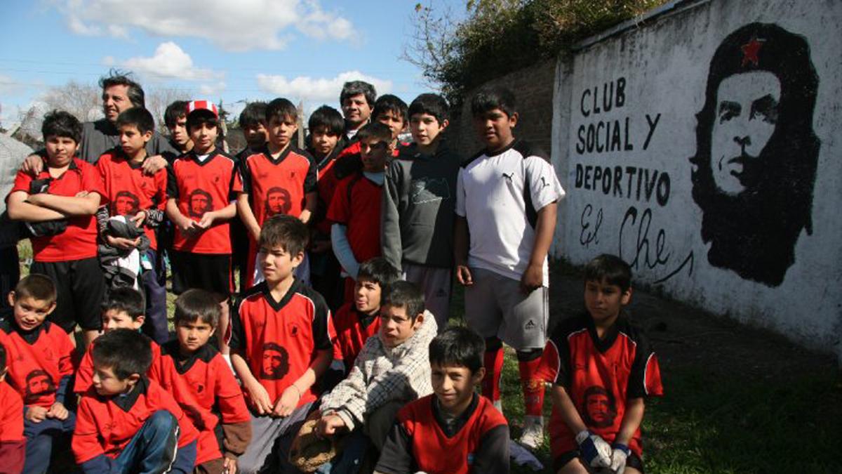 Deportivo Che Guevara: hasta la victoria siempre..