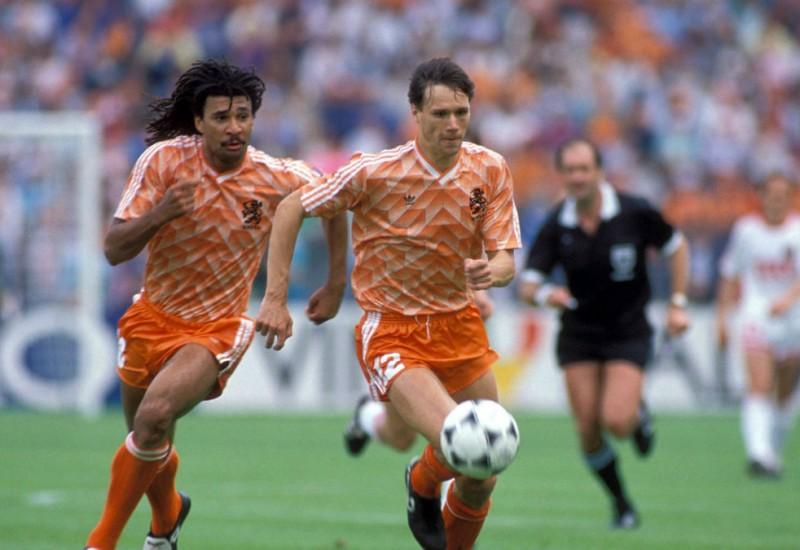 Grandes duplas: Gullit – Van Basten