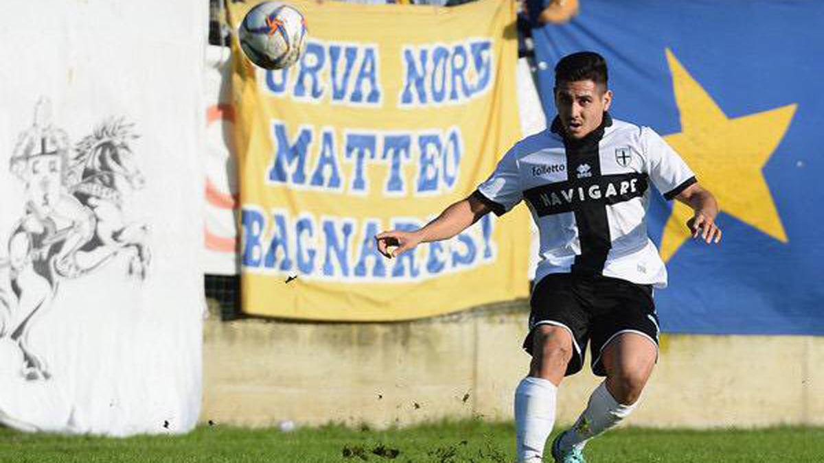 Sangre guaraní en el resurgir del Parma