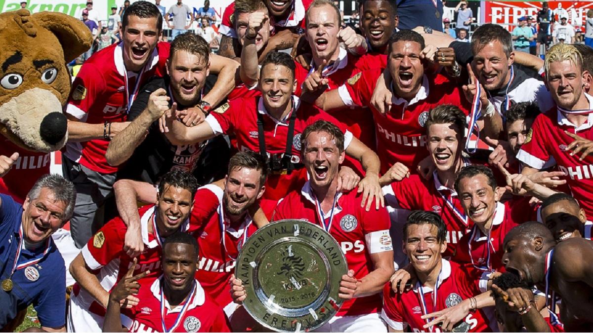 PSV, rompiendo la jetatura