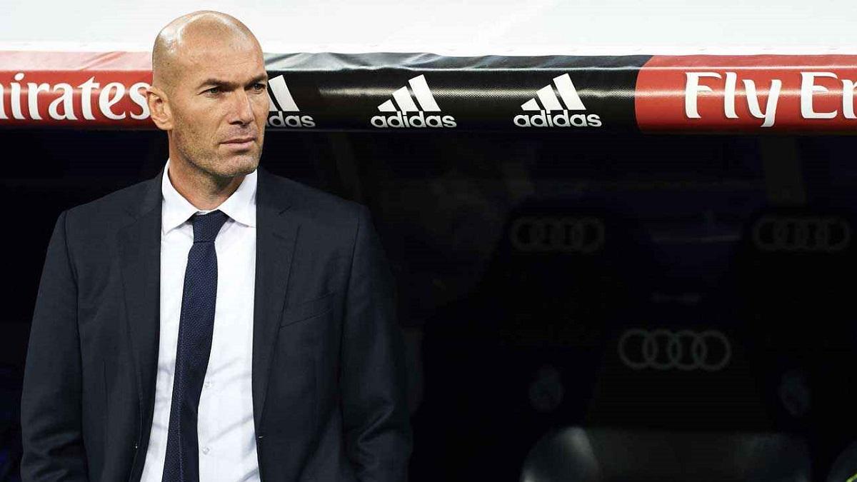 Un Zidane Ancelottista