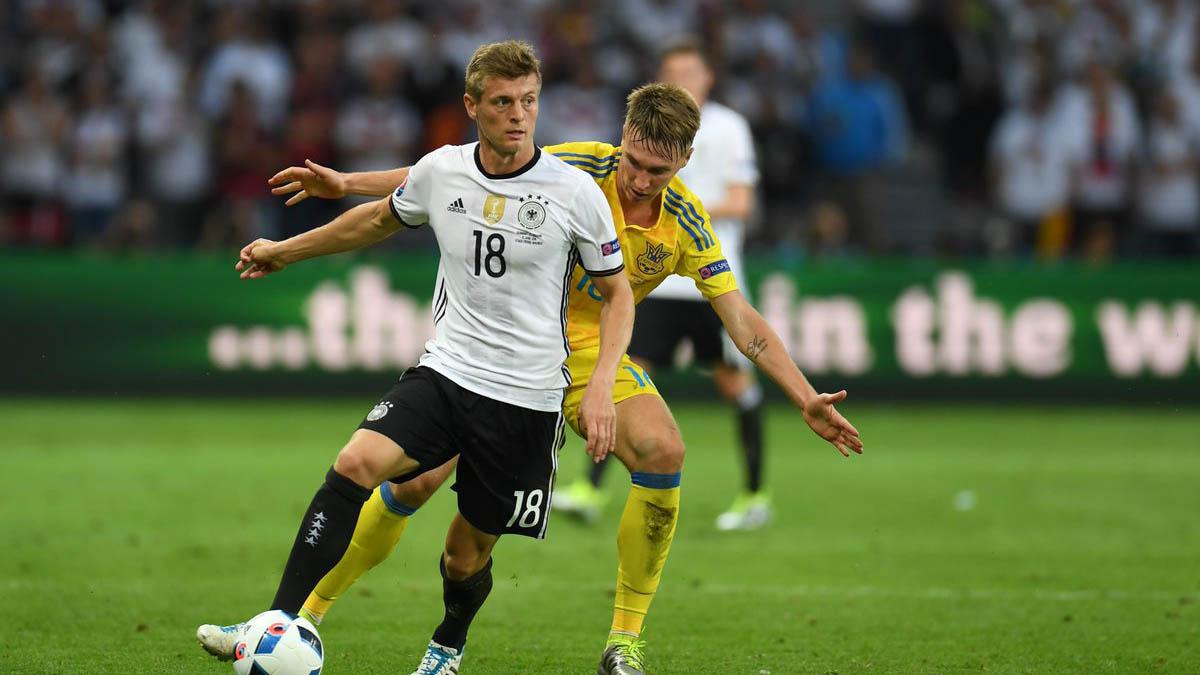 Alemania, a partir de sus centrocampistas