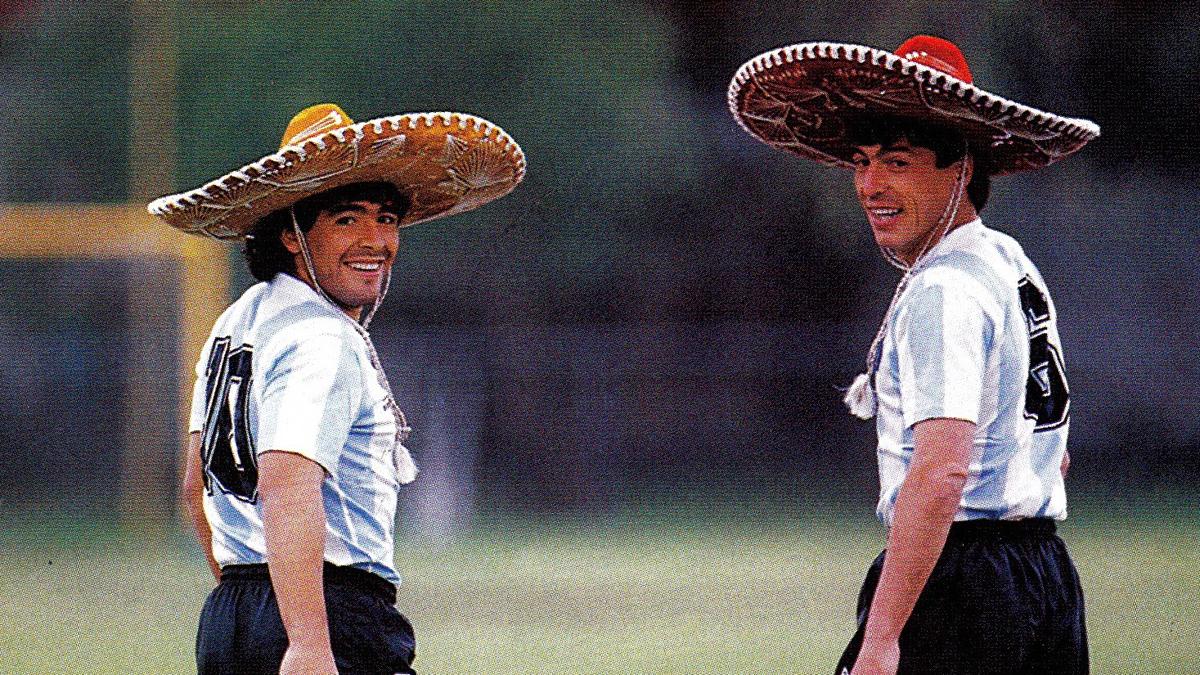 De titular a nada: Daniel Passarella en México 1986