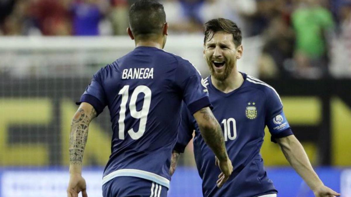 De Messi a Banega