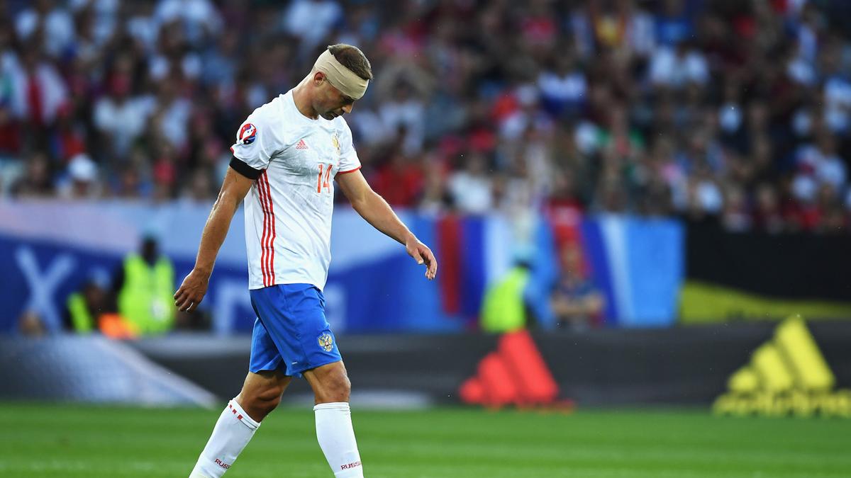 Rusia sin fútbol