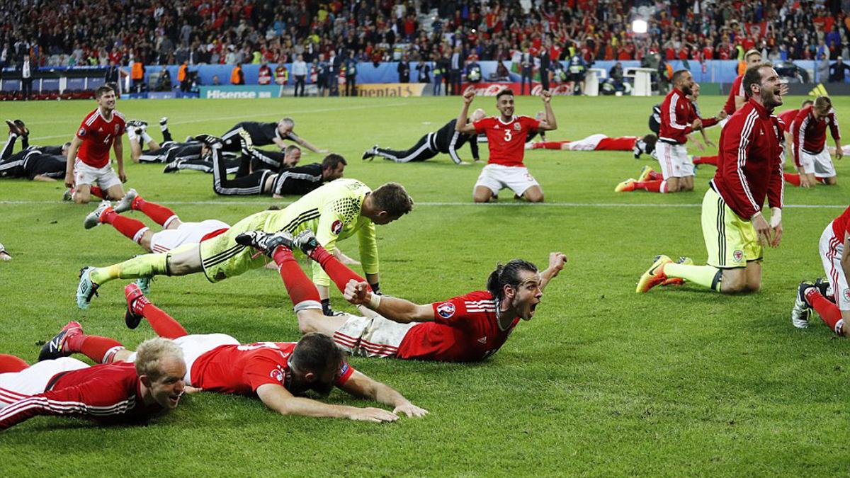 Coleman y Gales hacen historia