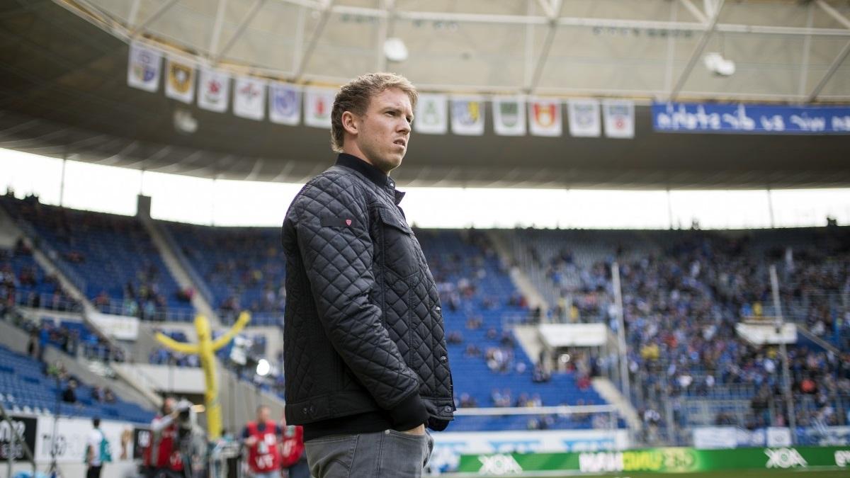 Julian Nagelsmann, el joven entrenador que promete