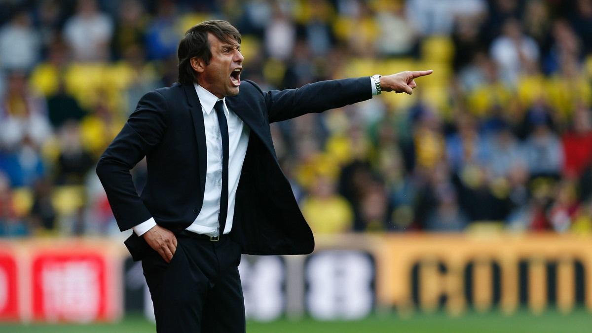 El Chelsea de Antonio Conte