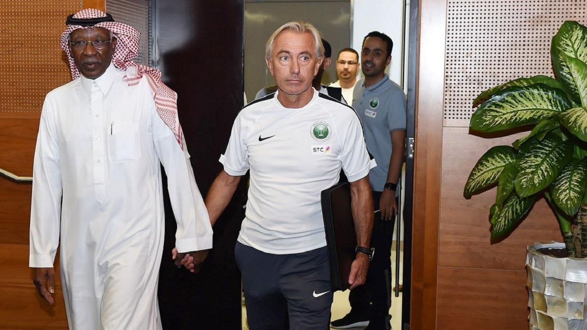 Arabia Saudita: De La Mano de Bert Van Marwijk