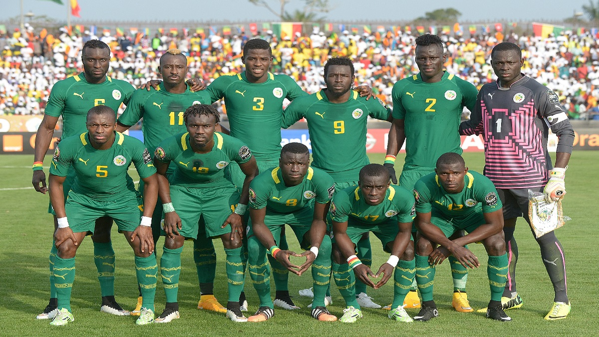 Grupo B: Senegal
