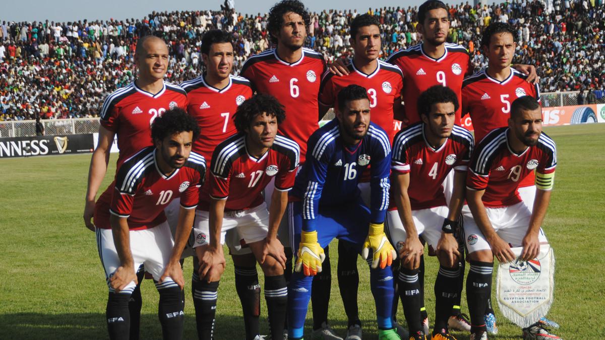 Grupo D: Egipto