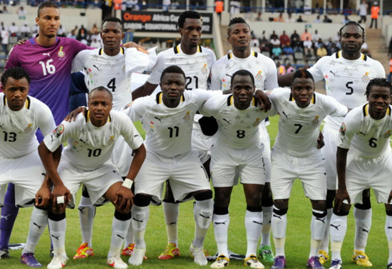 Grupo D: Ghana