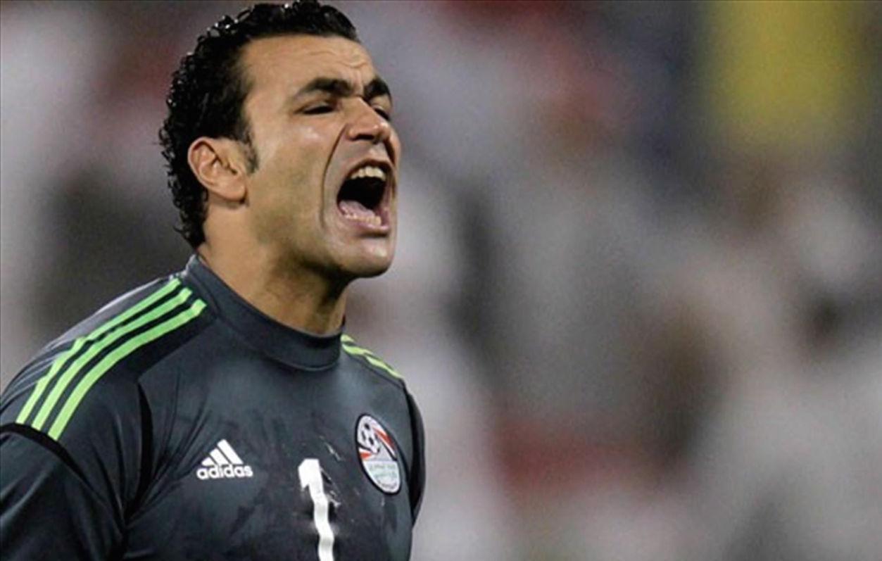 Essam El hadary, leyenda del futbol egipcio, a los 44 años será el arquero del equipo de Cúper