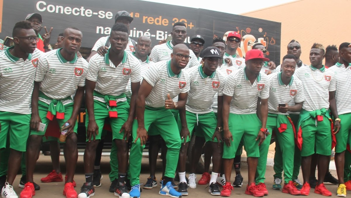 Grupo A: Guinea-Bissau