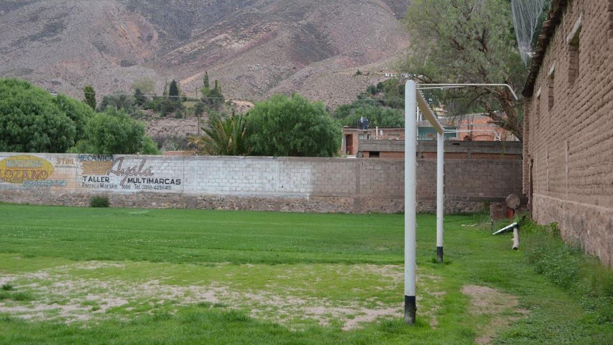 Jujuy: tierra olvidada del balón