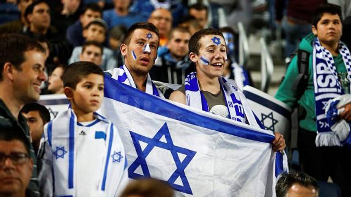 Israel y la diáspora futbolística