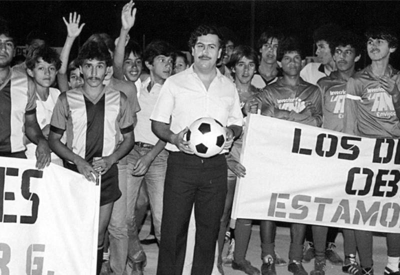 Escobar futbol