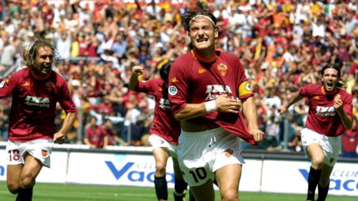Recordando grandes equipos: Roma 2000/01