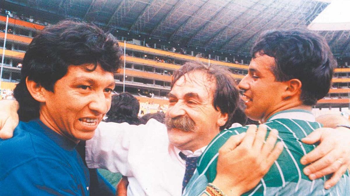 Grandes equipos: Bolivia 1993-1994