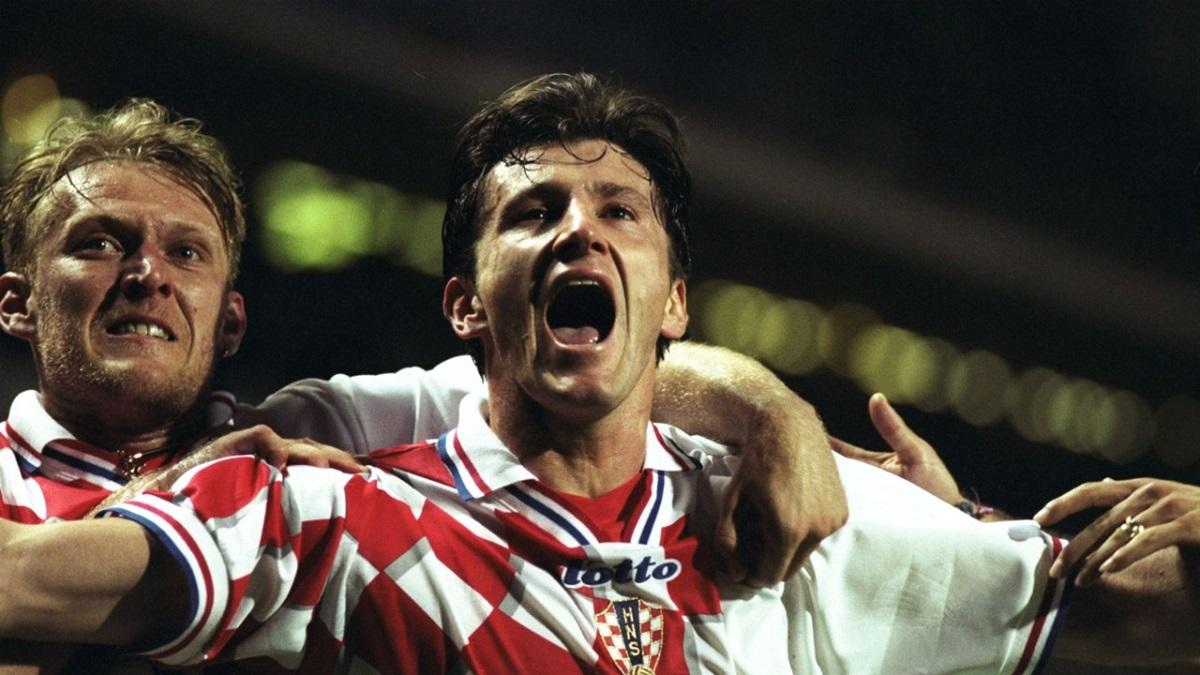 Grandes equipos: Croacia 1998