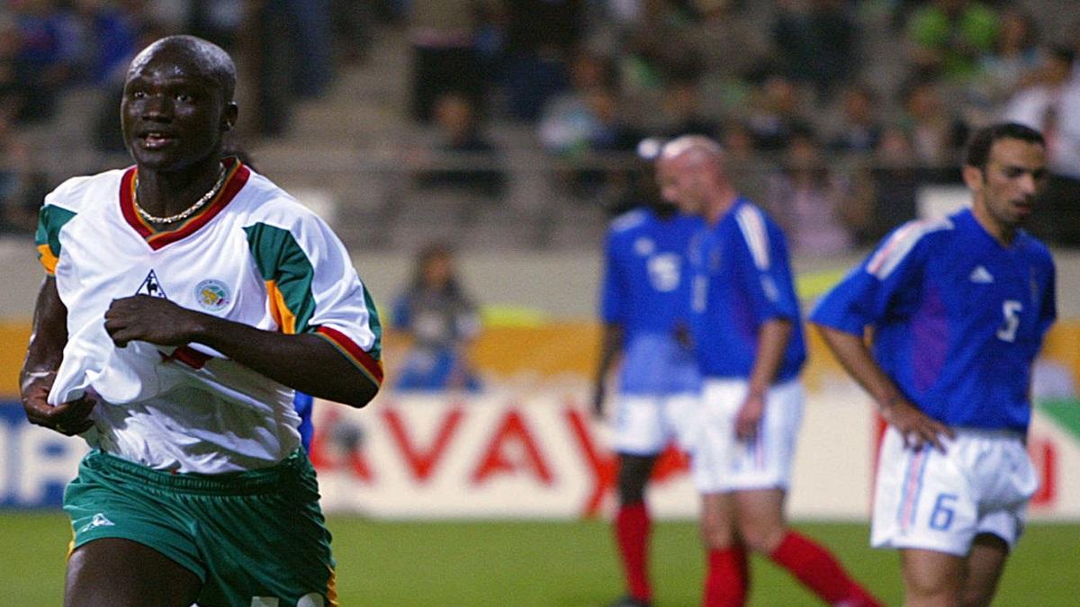 ¿Cómo fue el inaugural Francia – Senegal del 2002?