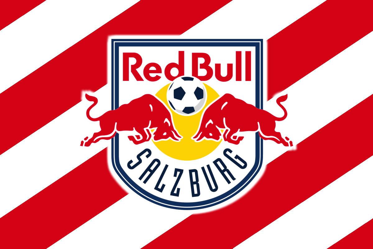 El actual escudo del Salzburgo.