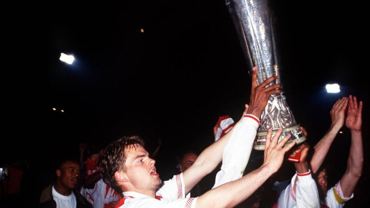 En el recuerdo: Ajax campeón de la Copa UEFA 1991-92