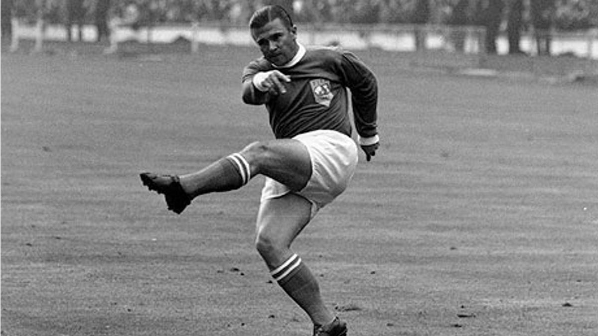 Ferenc Puskas, el goleador de la revolución