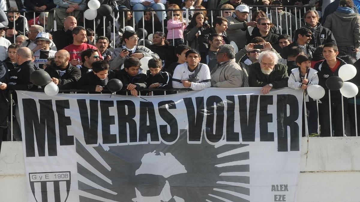Gimnasia y Esgrima, decano del fútbol mendocino