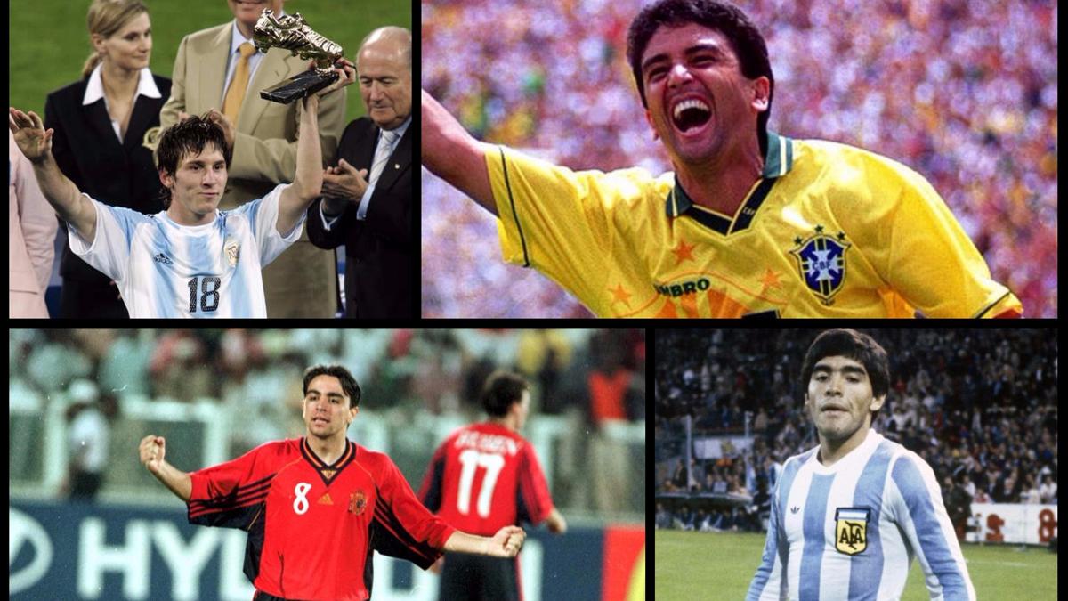 Mundial Sub-20: La evolución de los jugadores