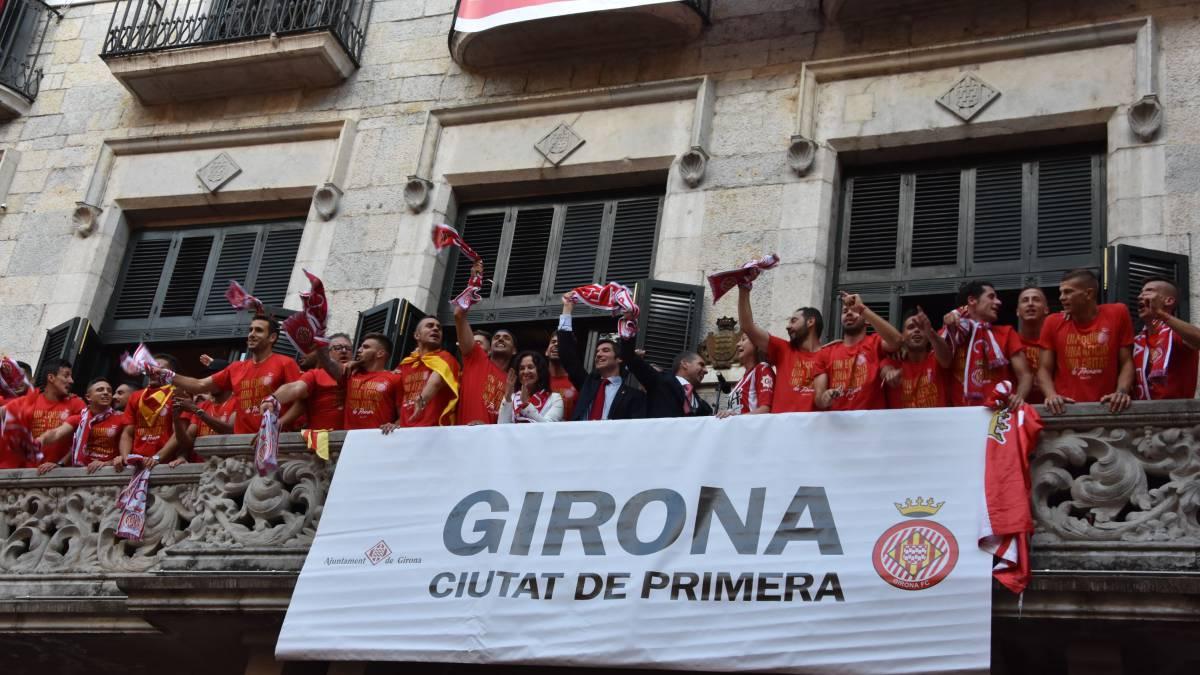 Girona es de Primera