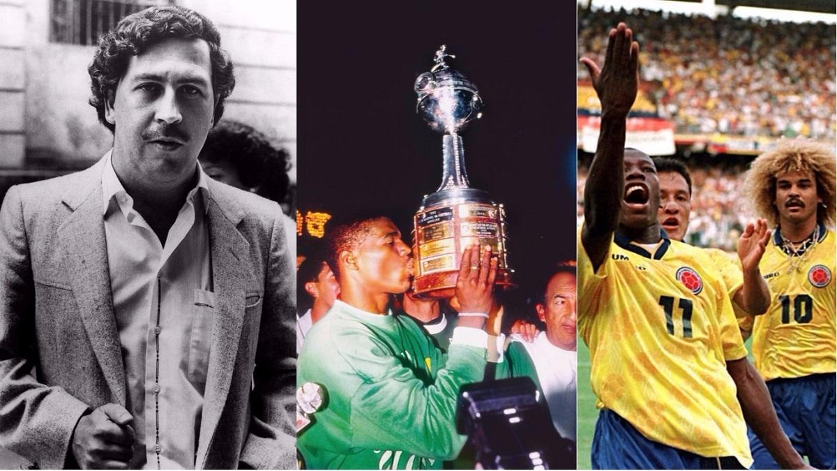 Fútbol colombiano, entre el narcotráfico y la Generación Dorada