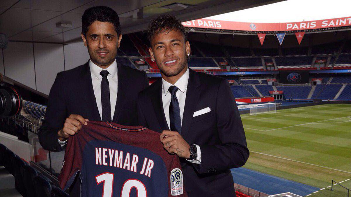 La letra chica del pase de Neymar