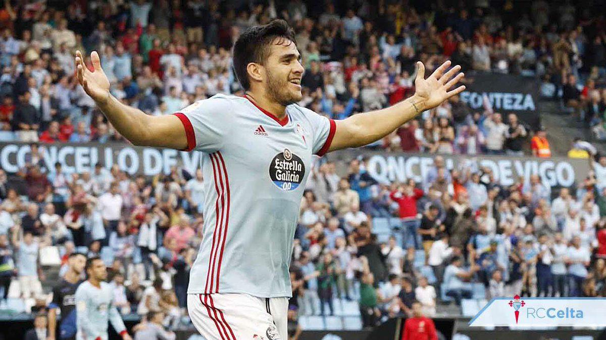 La aparición goleadora de Maxi Gómez
