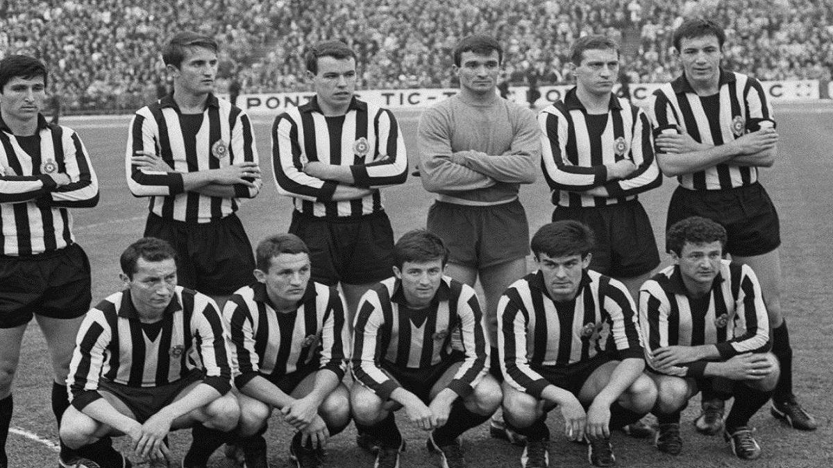 Partizan de Belgrado: a 20 minutos de la gloria