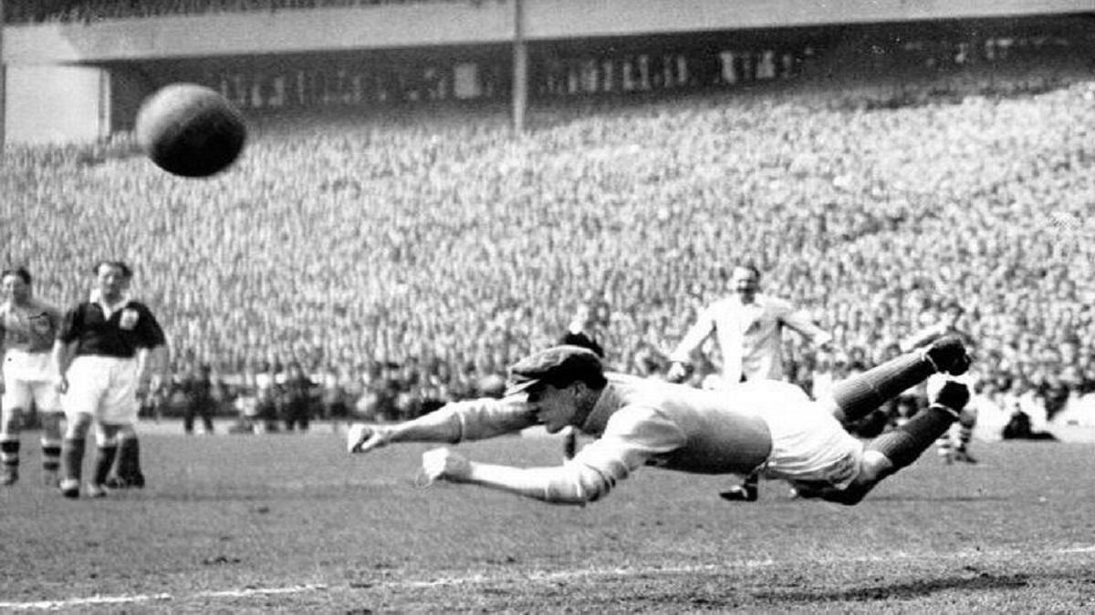 A 73 años del partido que salvó a la FIFA