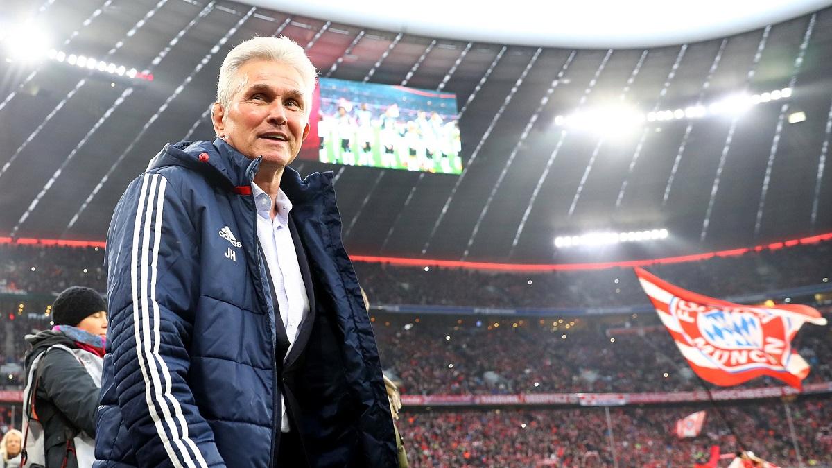 Jupp Heynckes y el renacer del Bayern Múnich