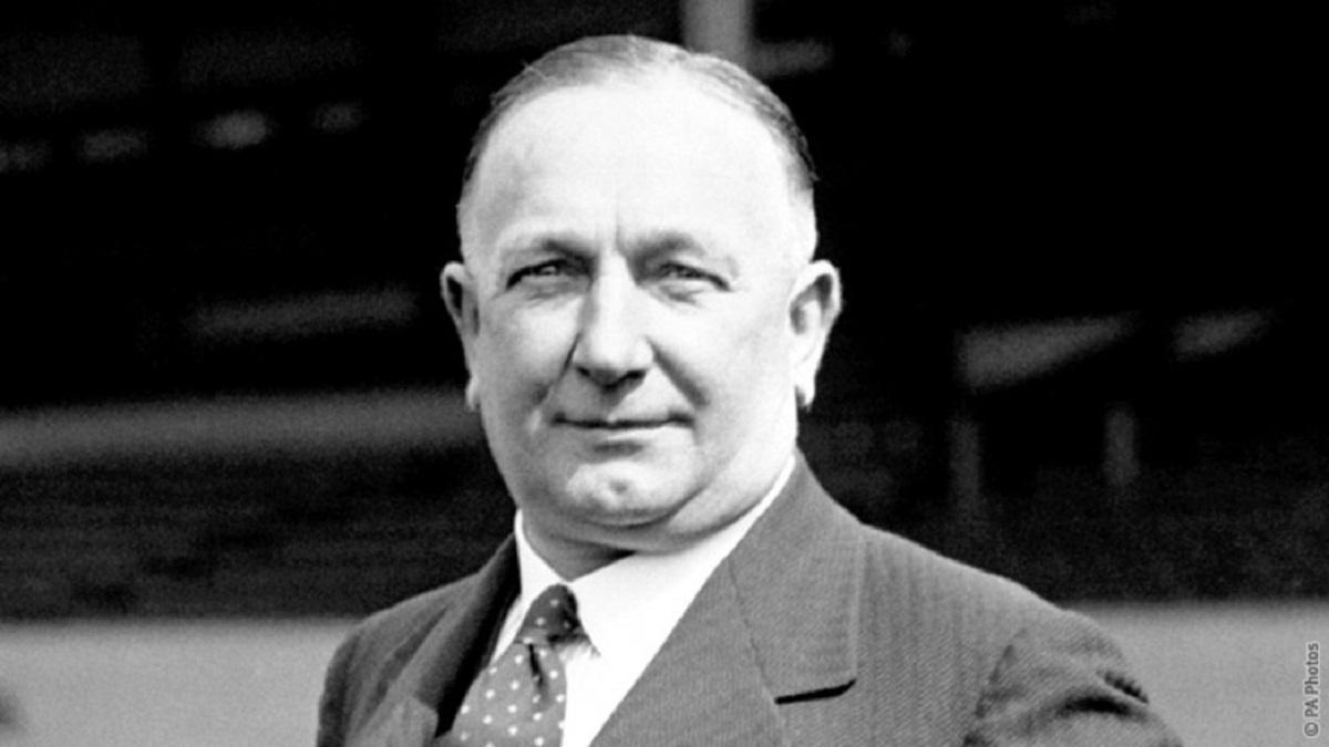 Herbert Chapman, un revolucionario del fútbol..
