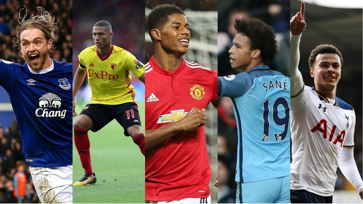 Las 10 promesas de la Premier League