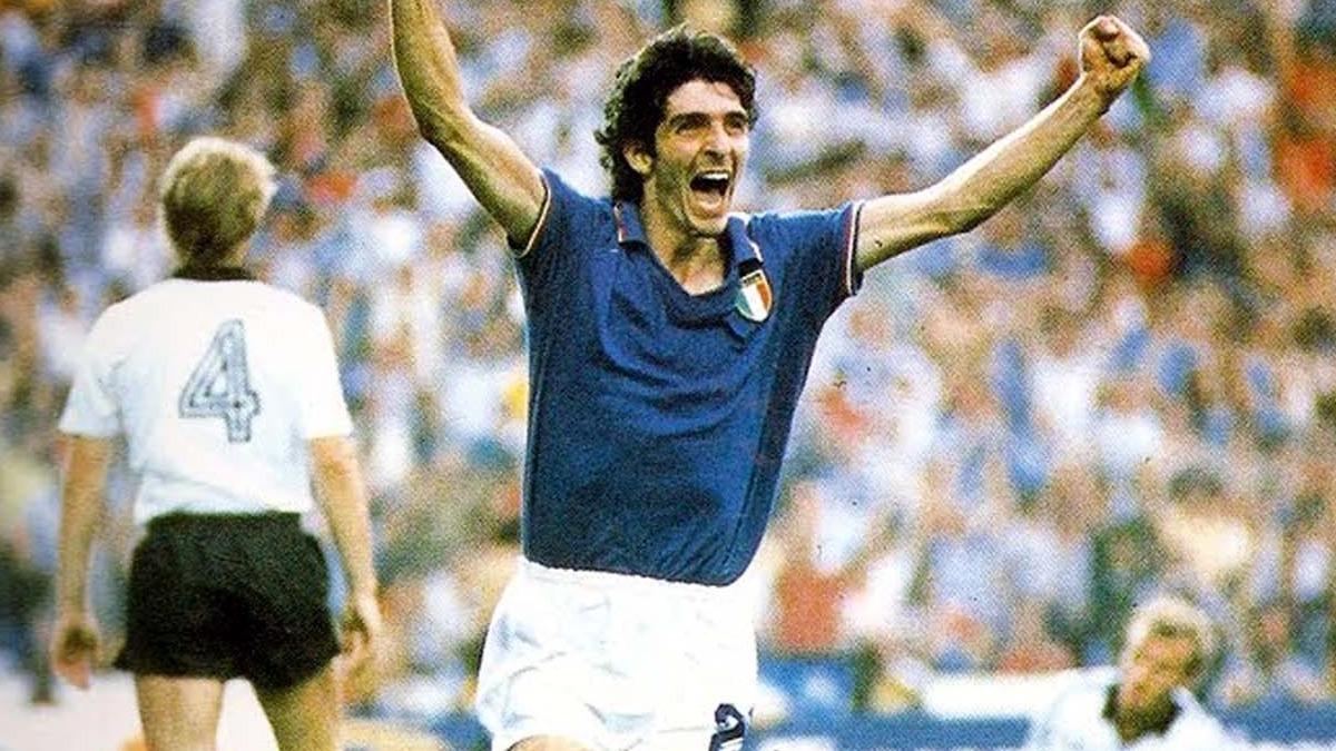 Paolo Rossi, de condenado a héroe