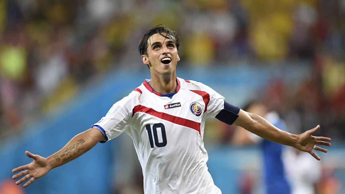 Bryan Ruiz, el capitán tricolor