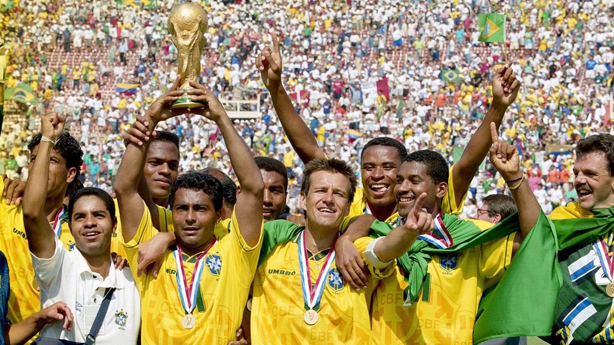Romário, la figura indiscutida del regreso a la gloria brasileña