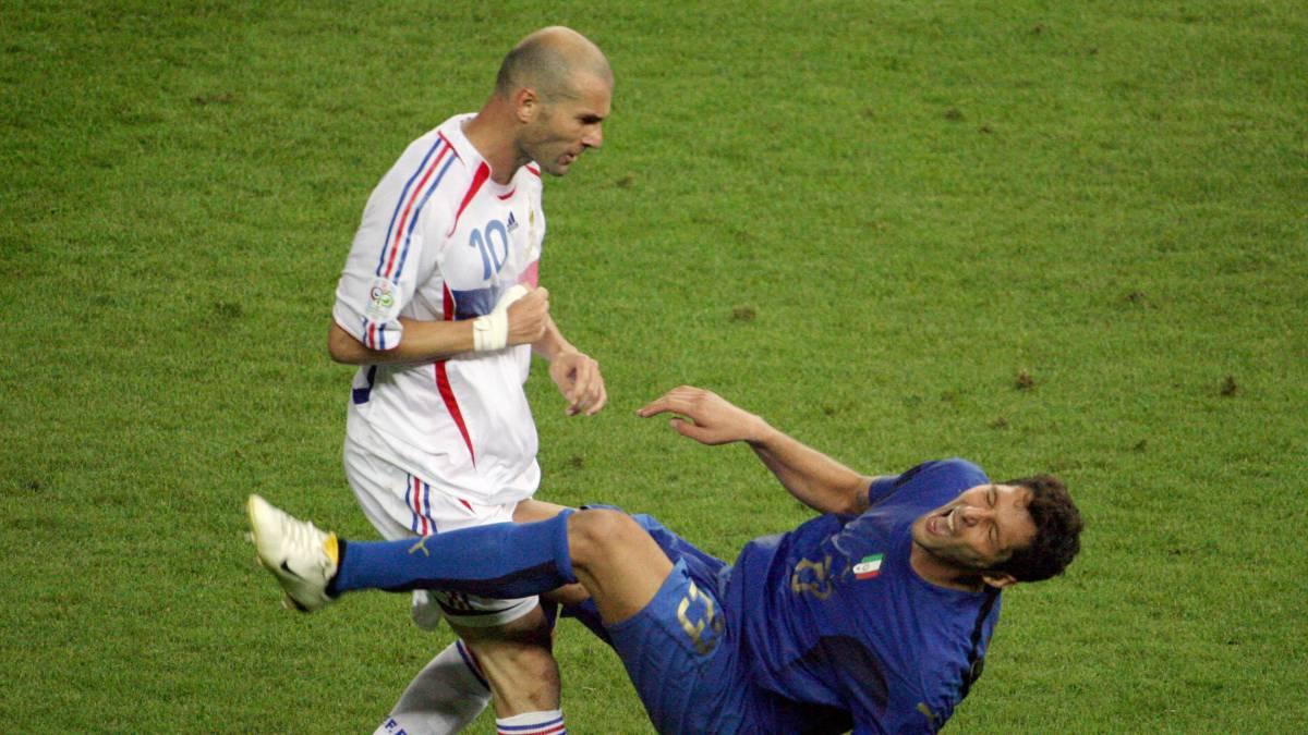 Zidane en 2006, una despedida ajena a su magia