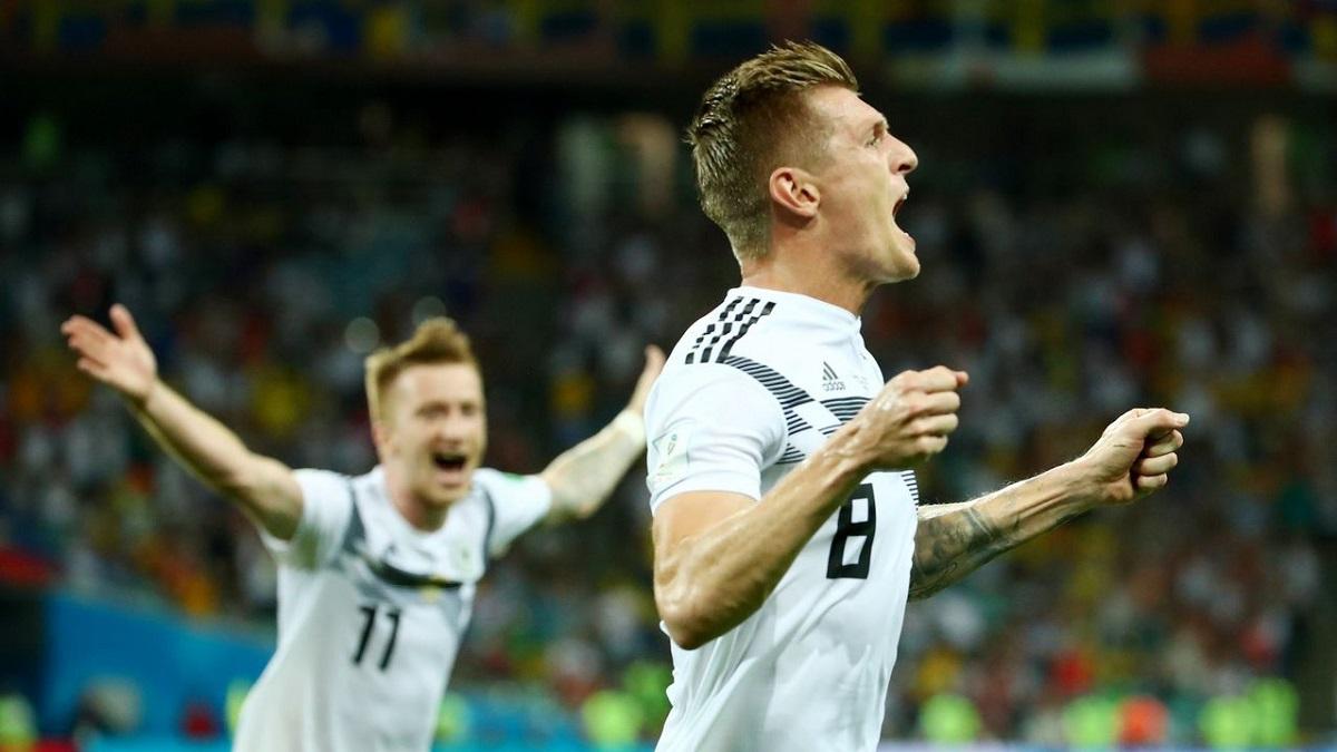 Alemania, con talento y un Kroos excelso