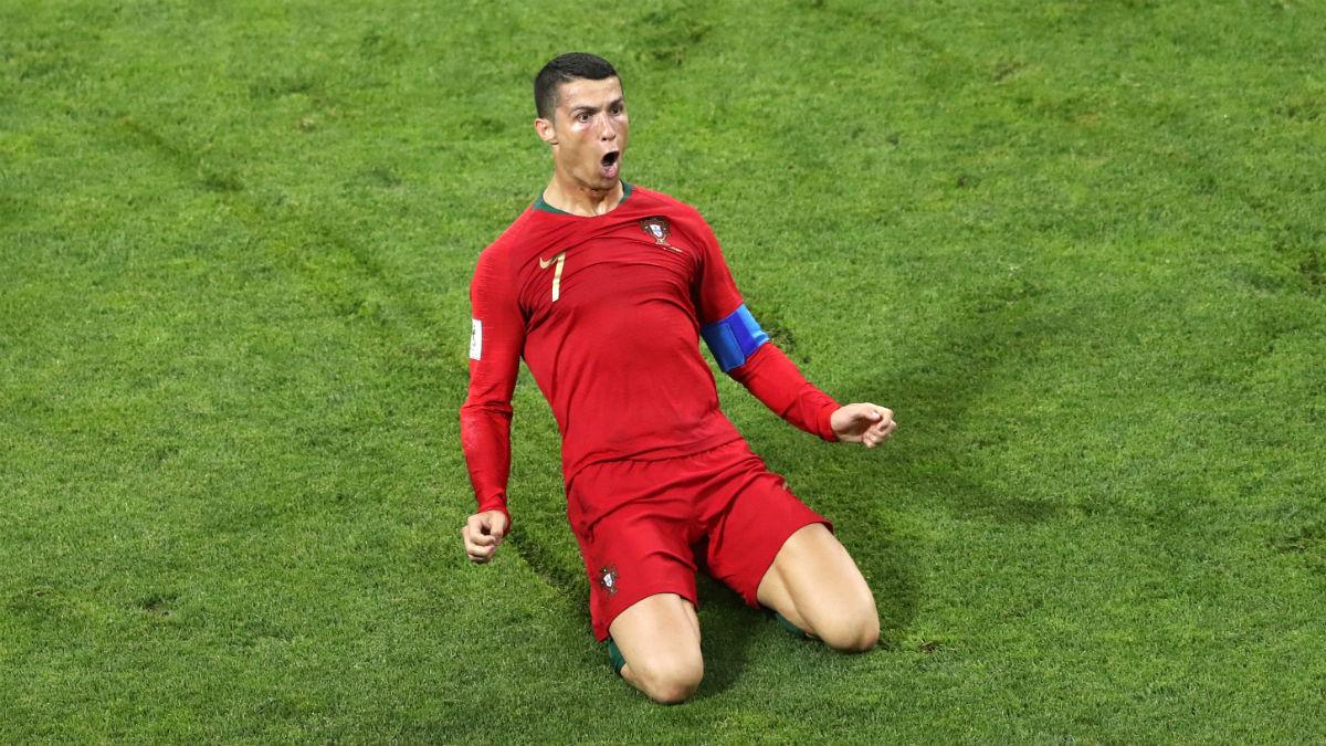 Una gran España contra Cristiano Ronaldo