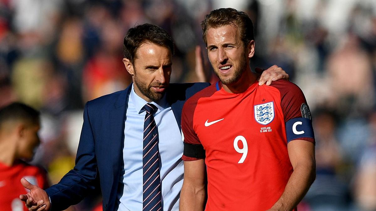 Empieza a ser tiempo, Inglaterra…