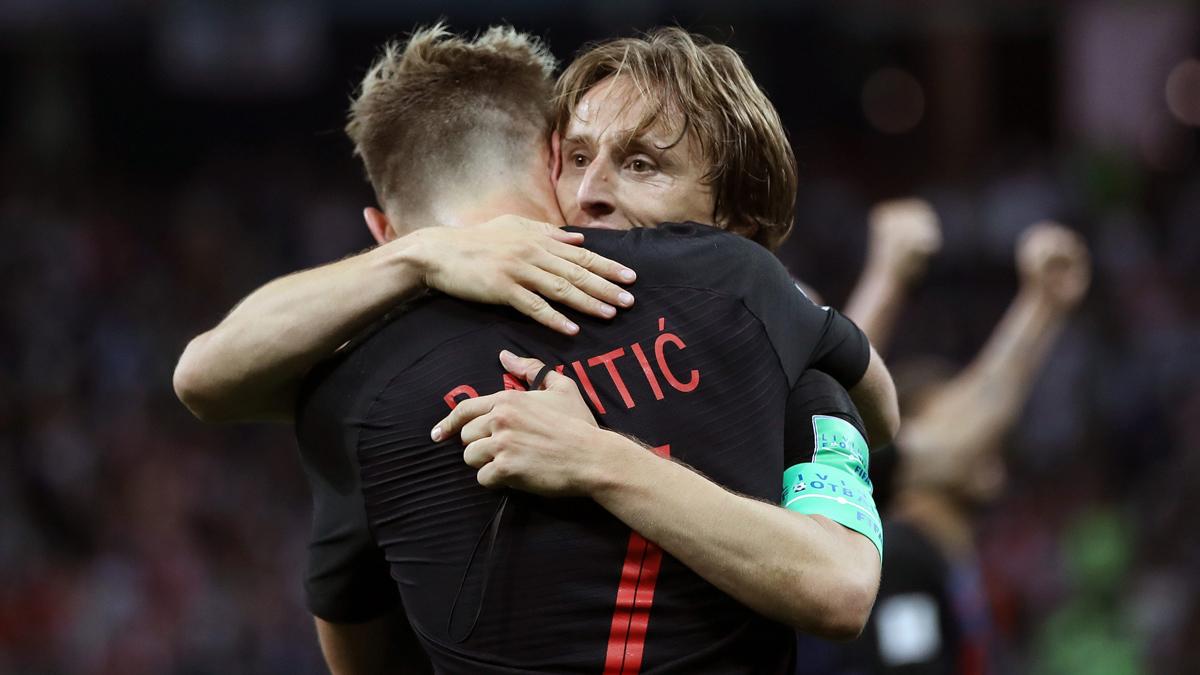 El dúo que marca el ritmo de Croacia