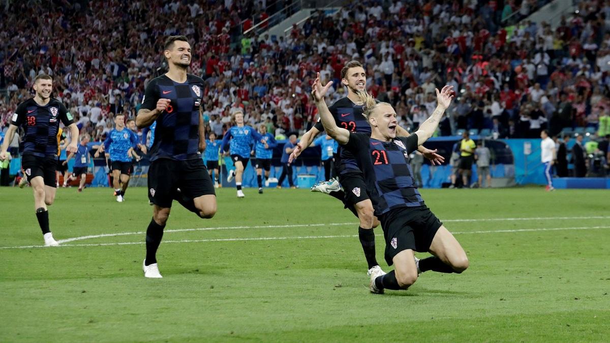 Croacia lo hizo de nuevo