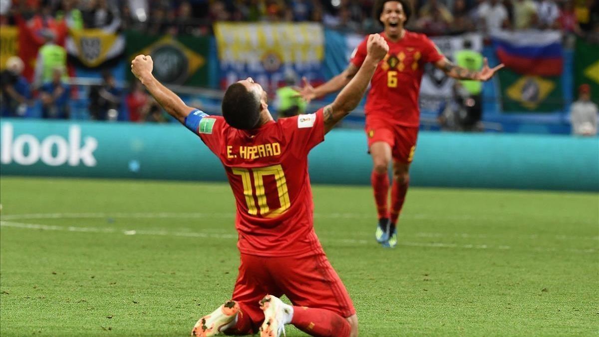 El partido que Bélgica se debía