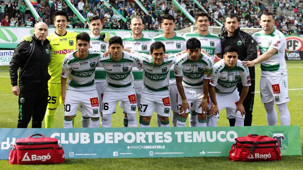 Deportes Temuco, un club de uniones y progresos
